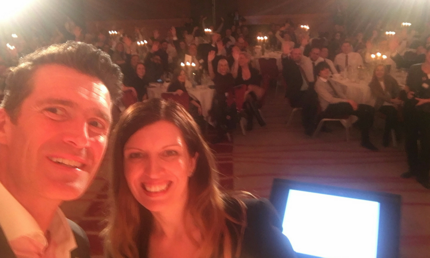 Finding winners at the UK Employee Experience Awards