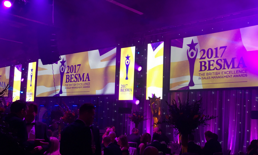 The British Excellence in Sales Marketing Awards 2017