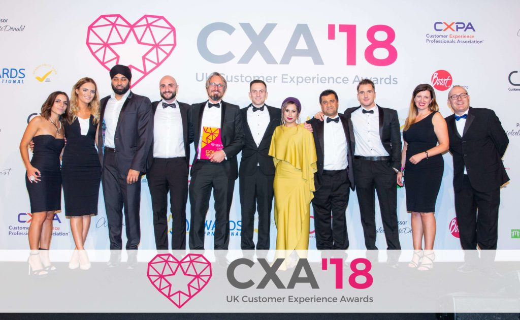 UK Customer Experience Awards, Donna O'Toole, August The Awards Consultancy, 2018 year review, Awards International, business awards, customer experience