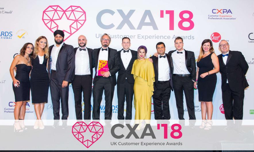 2019 UK Customer Experience Awards