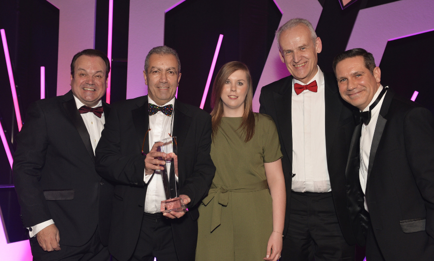 Gatwick Diamond Business Awards Winners Moore Kingston Smith