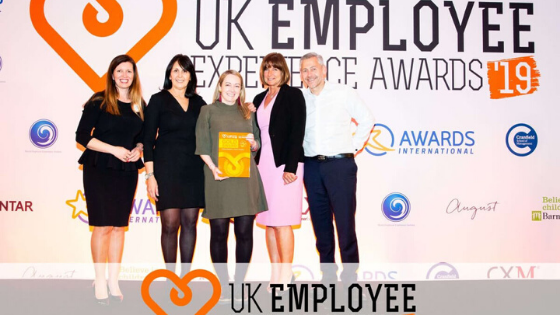 UK Employee Experience Awards 2020