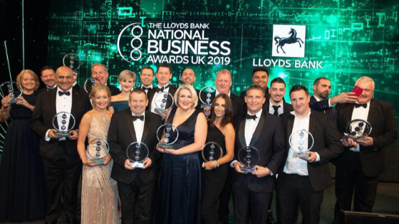 National Business Awards Finals 2019