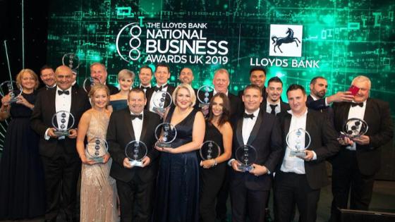 National Business Awards Finals 2019