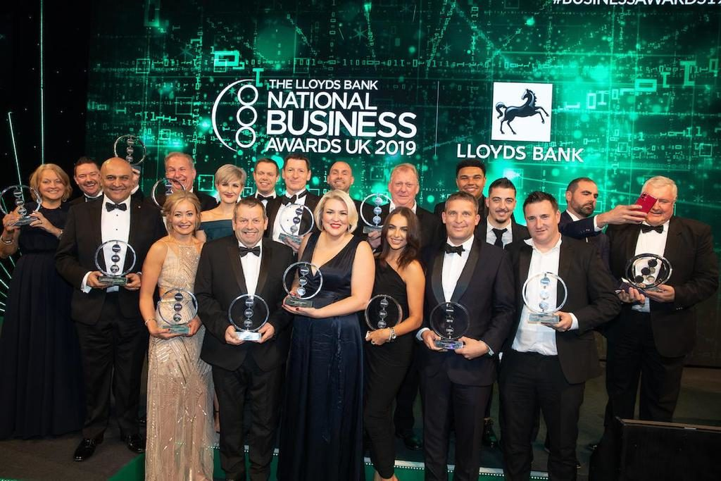 National Business Awards, National Business Awards 2019, National Business Awards Finalists, National Business Awards Winners, Lloyds Bank National Business Awards, how to win awards, August The Awards Consultancy, Informa Markets, awards experts, awards judge