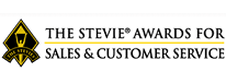 Stevie awards for sales and customer service