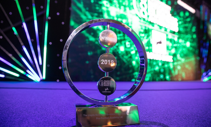 The Lloyds Bank National Business Awards 2020