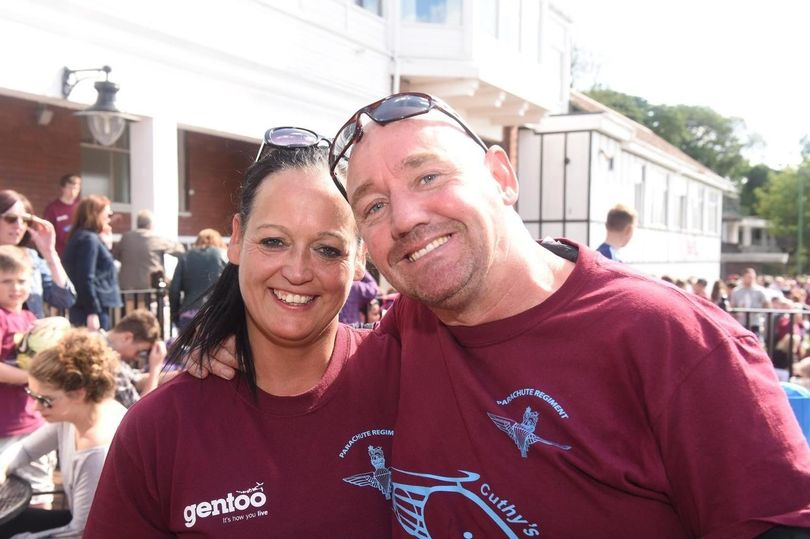 Tom and Carla Cuthbertson who set up a charity in memory of their son have been made MBEs. Source: Chronicle Live, Sunderland parents said their son would be 'looking down with pride' as they're made MBEs
