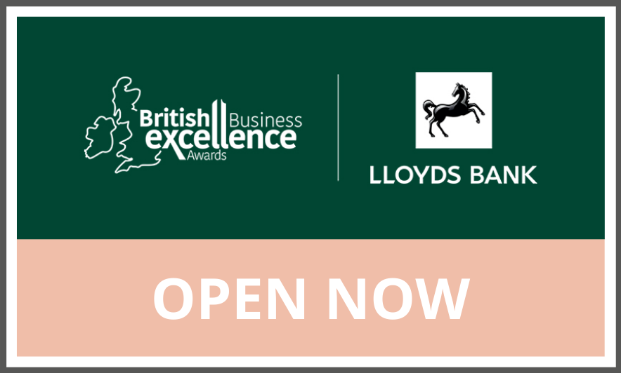 NEW AWARD – Celebrating the Best in British Business