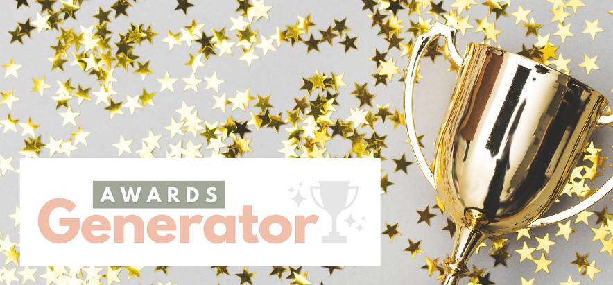 Awards Generator